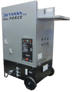 Intec Turbo Force HP3 40006 00 Attic Insulation Machine Package Canada