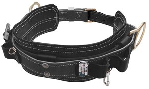 Miller Honeywell 75N/D29BK Full Floating Linemen's Belt 29 Inch D Size