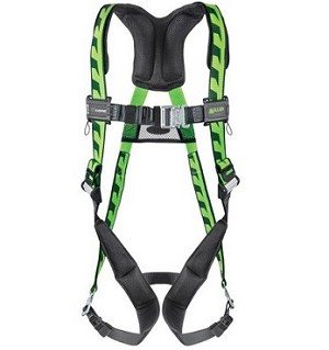 Miller Honeywell AC-QC/UGN AirCore Safety Harness Fall Arrest Protection