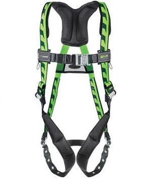 Miller Honeywell AC-TB/UGN AirCore Safety Harness Fall Arrest Protection