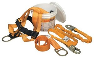 Miller Honeywell TFPK-2/U/6FTAK Titan ReadyWorker Fall Protection Kit