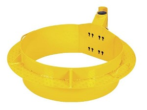 "MSA IN-2221 Manhole Collar,22-24"",IX"