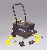 Nikro 860441 Heavy Duty Residential Commercial Brush Cable Drive Unit