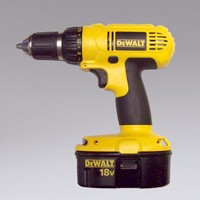 Nikro 860769 18V Cordless Dewalt Drill For Brush Systems
