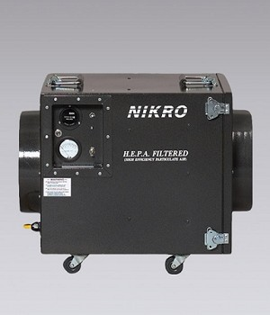 Nikro NC600-22060 NC 600 220V 60Hz Mini Portable Air Scrubber