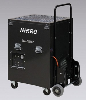 Nikro PA2005 PA 2005 115V 60Hz Upright Portable Air Scrubber