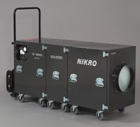 NIKRO SL2000-22050 SL 2000 22050 220V/50Hz Air Duct Cleaning System (Single Motor)