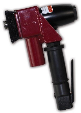 Novatek PHS1VSEHDS Short Handle Shrouded Scaling Hammer Single Head