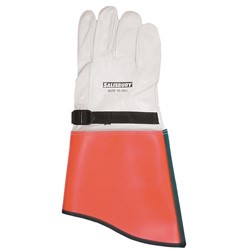 Salisbury Honeywell ILP5S/12 Leather Protector Gloves Import Cowhide 14 Inch