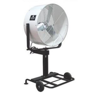 Schaefer VS36VKO-OSHA-M Versa-Kool Mobile Oscillating Fan 36 Inch